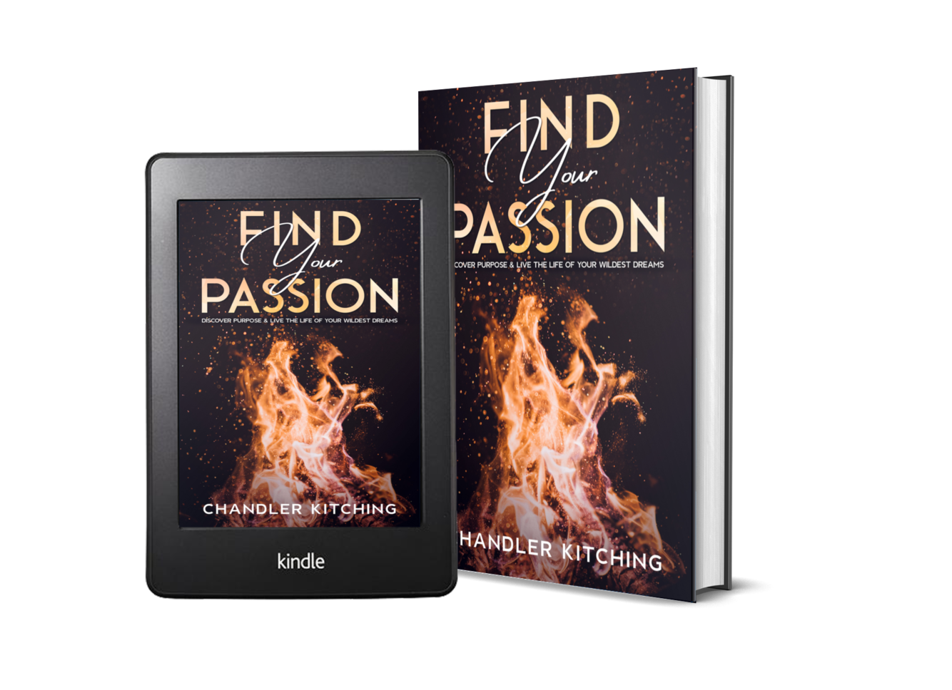 find your passion book by chandler kitchingfind your passion book by chandler kitching