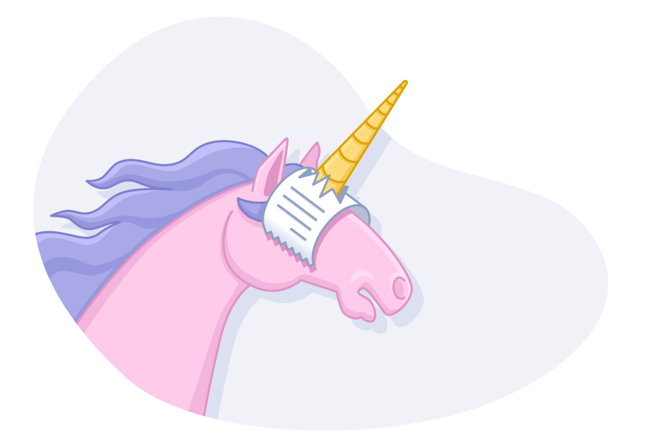 keeper tax unicorn receipts for taxes